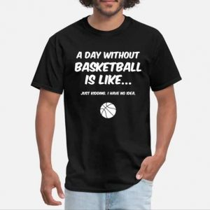 a day without BB black tshirt