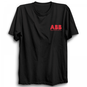 ABB HALF SLEEVES T-SHIRT