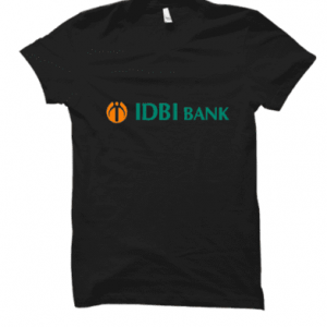 Sale! IDBI HALF ROUND NECK T-SHIRT