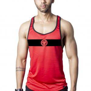 Red Stringer for Men